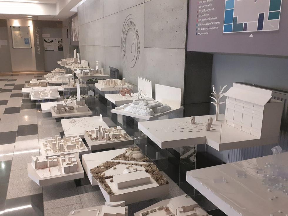 Wydziały Architektury w Polsce: Sopocka Szkoła Wyższa