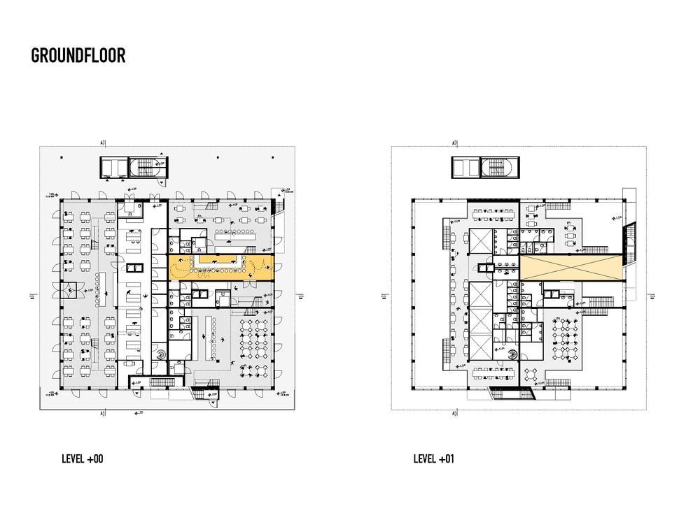 WERK 12 projektu MVRDV i N-V-O z Nagrodą Muzeum Niemieckiej Architektury (DAM)