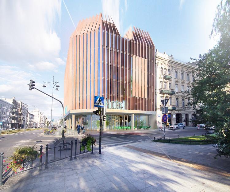 Hotel Breath-In w Łodzi