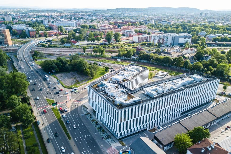 AFI V.Offices w Krakowie z najwyższym na świecie wynikiem certyfikacji BREEAM