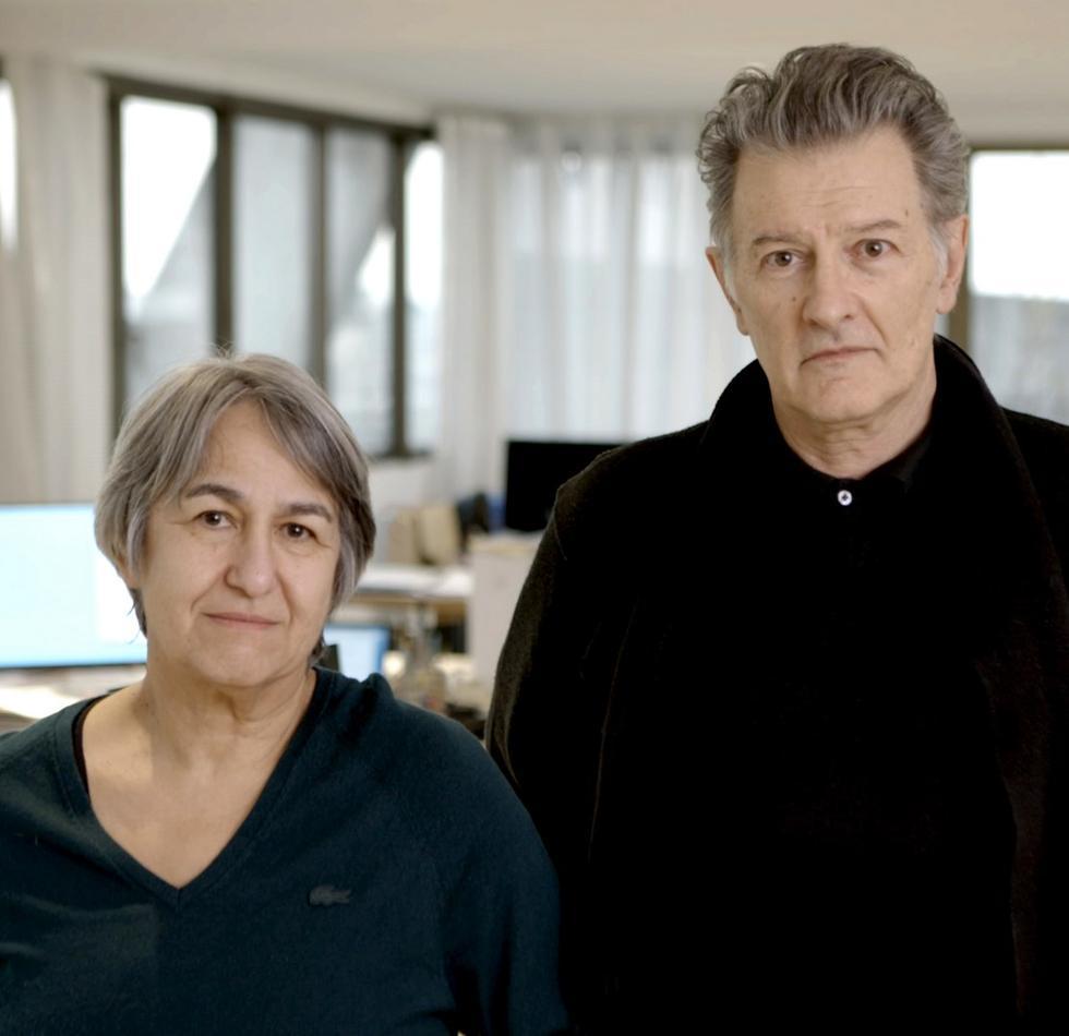 Anne Lacaton i Jean-Philippe Vassal z Pritzker Prize 2021