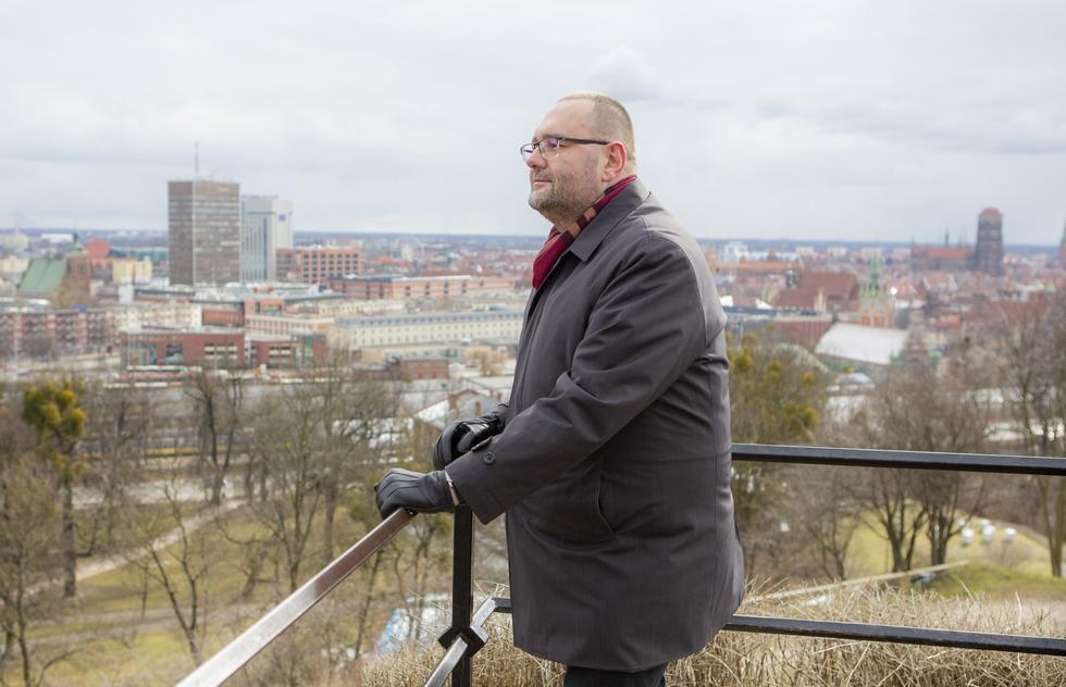 Piotr Lorens architektem miasta Gdańska