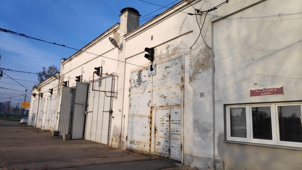 Zajezdnia Chocianowice w Łodzi według biura Rysy Architekci