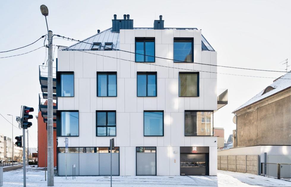 Budynek mieszkalny Piątkowska 133 w Poznaniu