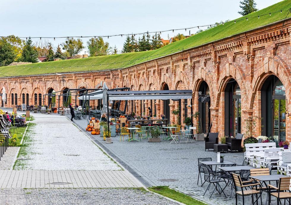 Fort VIII / Warszawa