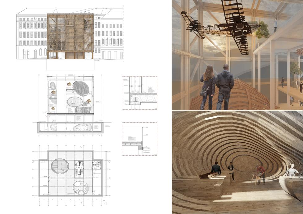 Drewno działa(ń)- Centrum Warsztatowe w Sztokholmie