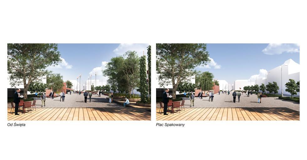 Plac Wolności w Poznaniu: wyniki konkursu