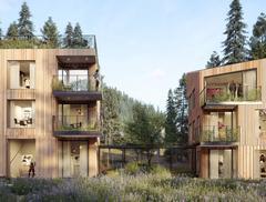 Apartamenty XYZ w Szczyrku: trwa realizacja nowego projektu WXCA