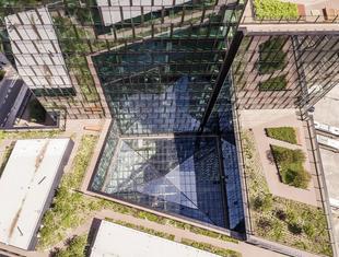 Aluminium w polskiej architekturze. Biurowce na miarę przyszłości