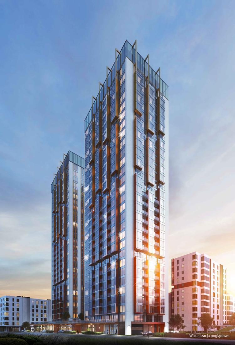 Towarowa Towers projektu FS&P Arcus