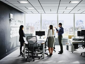 Akustyka biura – jak sprawić, by spełniała oczekiwania pracowników? [WIDEO]