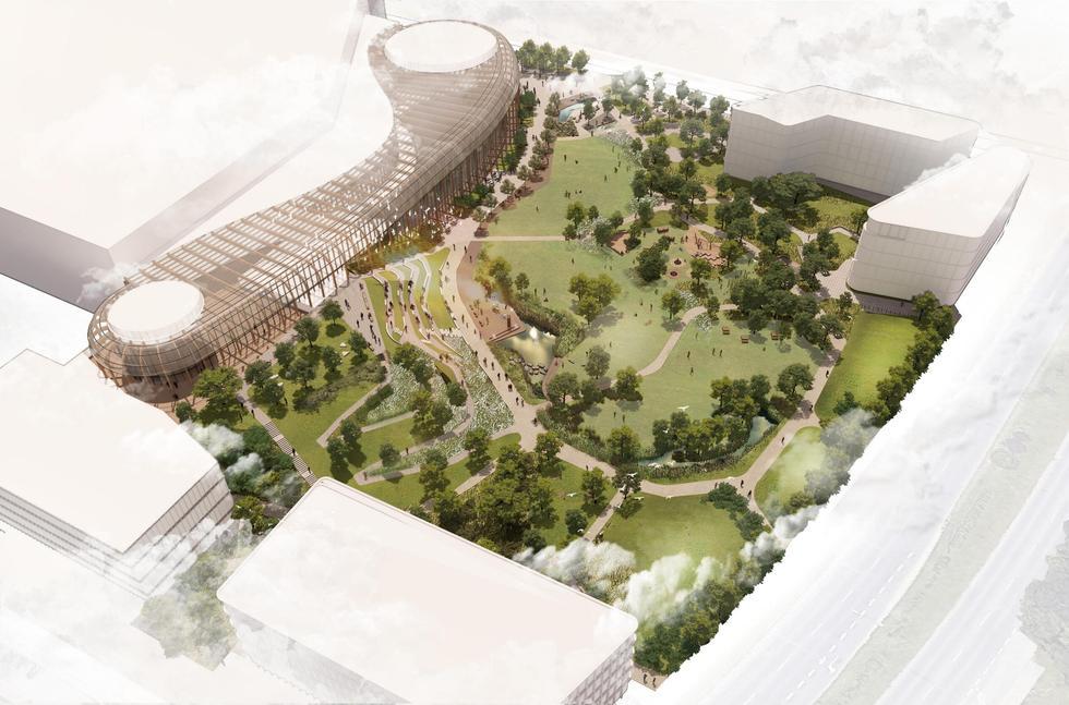 Wyniki konkursu na projekt ogólnodostępnego parku w Wilanowie