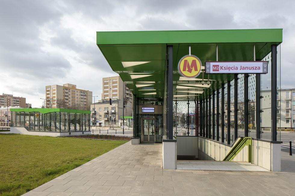 Nagroda Architektoniczna Prezydenta Warszawy 2021 – finaliści