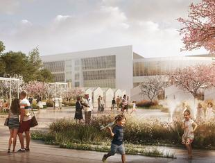 Rozpoczyna się modernizacja Ogrodów Ulricha w Warszawie