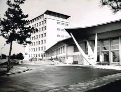 Nowy budynek szpitala klinicznego w Otwocku: konkurs SARP