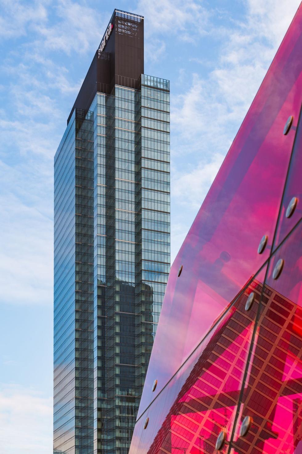 Warsaw UNIT: nowy wieżowiec Warszawy