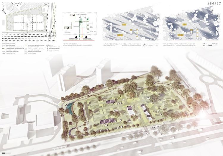 EKO P+R Połczyńska: edukacja ekologiczna na parkingu?