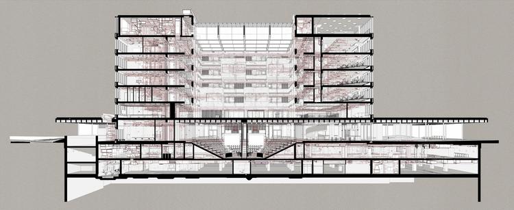 Rusza budowa Wydziału Psychologii UW według projektu pracowni Bujnowski Architekci i Projekt Praga