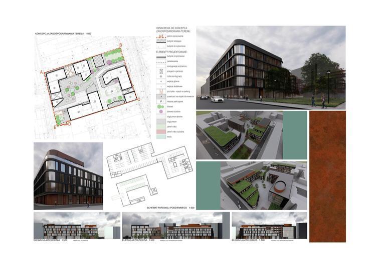 Projektowanie Architektoniczne w kontekście Śródmiejskim
