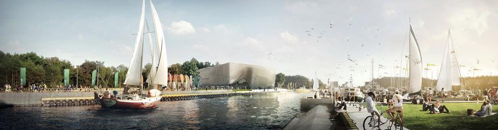 Wyniki konkursu na projekt wystawy w Muzeum Archeologii Podwodnej i Rybołówstwa Bałtyckiego