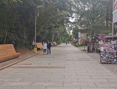 Konkurs na projekt pawilonów wzdłuż promenady nadmorskiej w Kołobrzegu