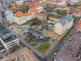 Międzynarodowy konkurs na projekt Litewskiego Muzeum Sztuki