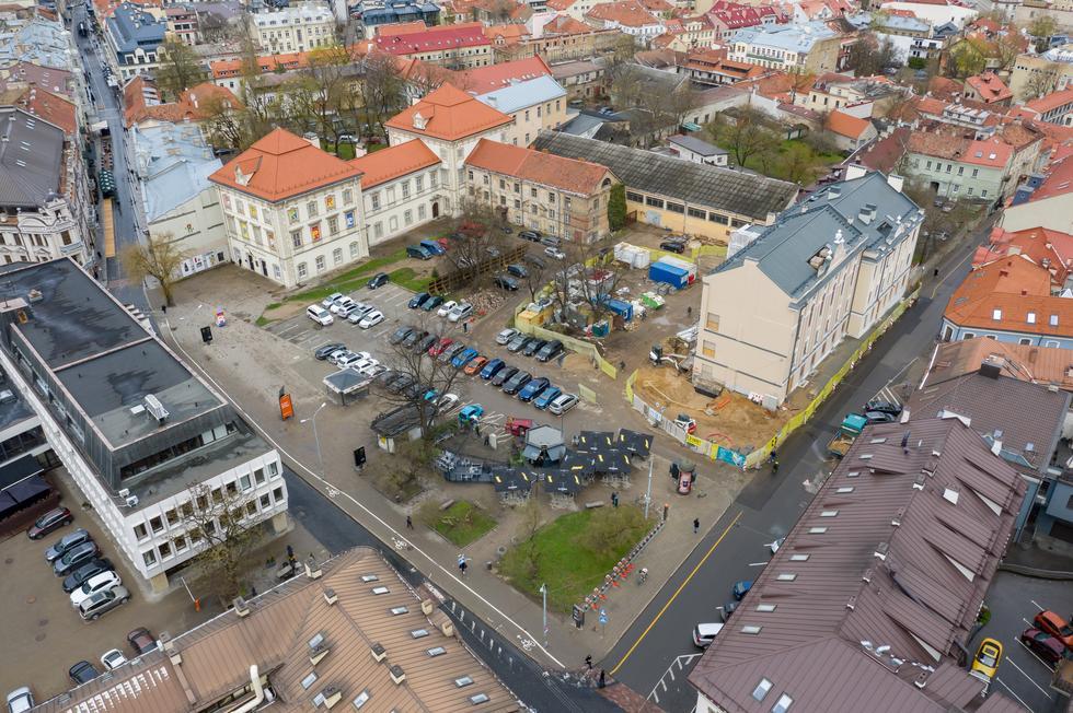 Międzynarodowu konkurs na projekt Litewskiego Muzeum Sztuki