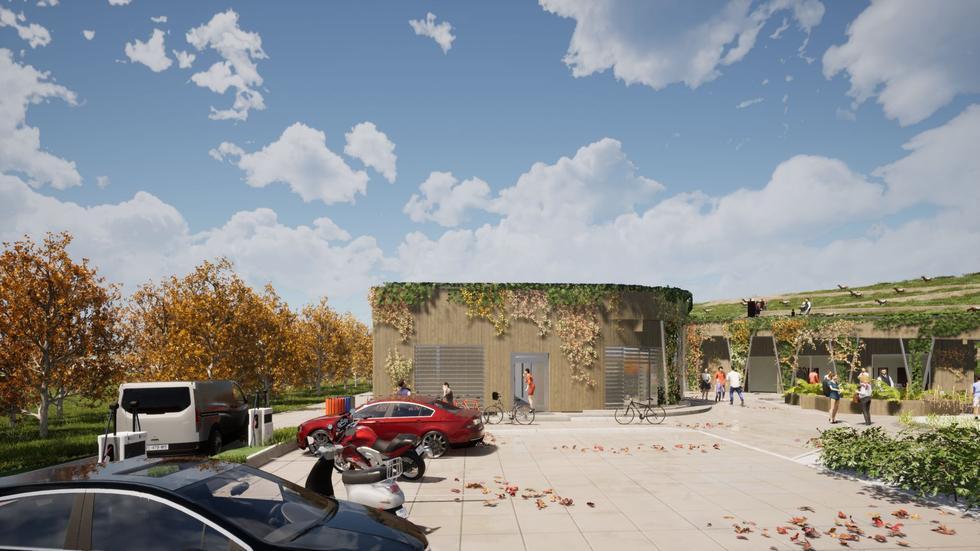 Centrum Edukacji Ekologicznej dla Przedsiębiorstwa Zagospodarowania Odpadów w Gliwicach