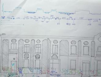 Inwentaryzacja architektoniczna obiektów murowanych