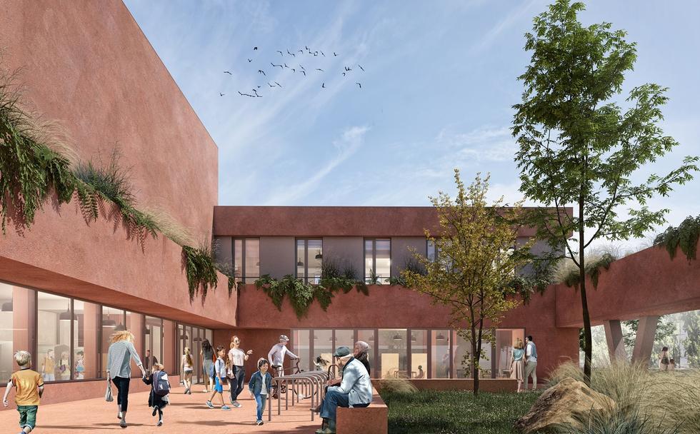 Szkoła na Konstruktorskiej od WWAA coraz bliżej realizacji