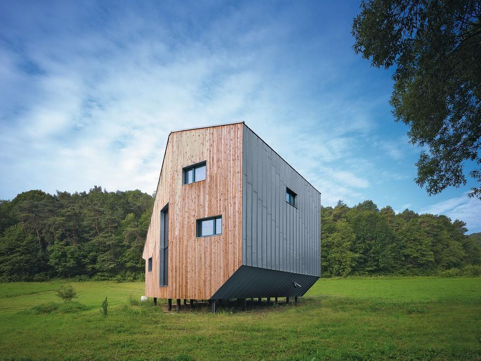 """Nie tylko współczesne stodoły. BIM i CAD w zrównoważonej architekturze: webinar """"Architektury-murator"""""""