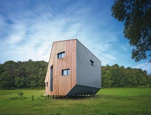 Nie tylko współczesne stodoły. BIM i CAD w zrównoważonej architekturze [WIDEO]