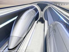 Hyperloop. Zaha Hadid Architects dla innowacji w transporcie