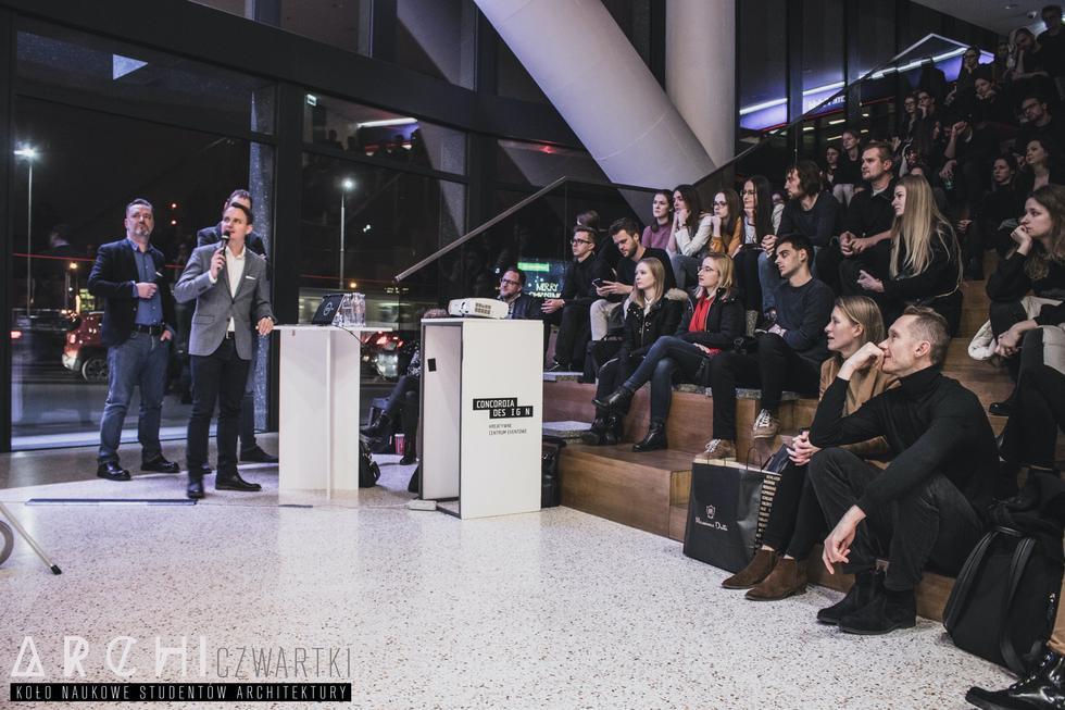 Co po studiach - Archiczwartki inspiracją dla młodych architektów
