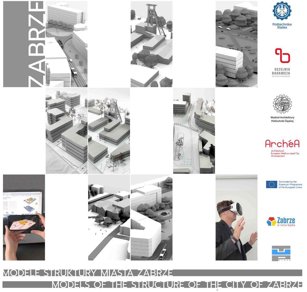 Modele struktury miasta Zabrze