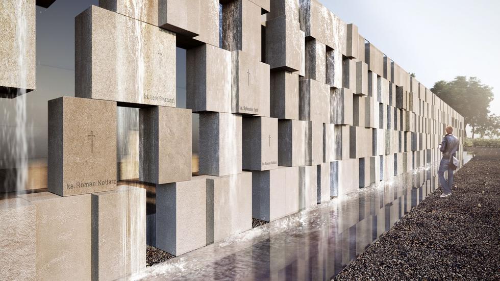 Muzeum Popiełuszki w Okopach na Podlasiu: nowy projekt  Nizio Design International