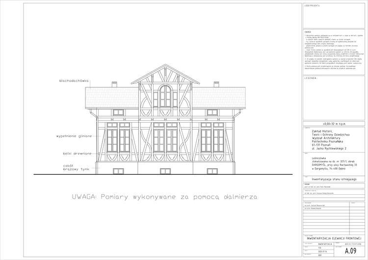 Studia online na Wydziale Architektury Politechniki Poznańskiej