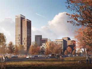 Zespół Resovia Residence w Rzeszowie: miejski kwartał na miarę XXI wieku?