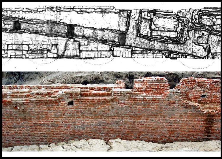 Architektura i ochrona zabytków na wykopaliskach