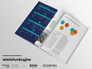 Wielofunkcyjne. Charakterystyka inwestycji mixed-use w Polsce i na świecie: raport ThinkCo