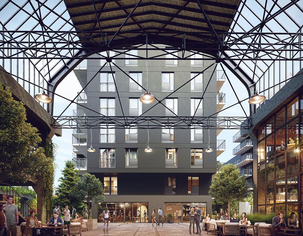Osiedle Fabrica Ursus w Warszawie: mieszkania z historią w tle