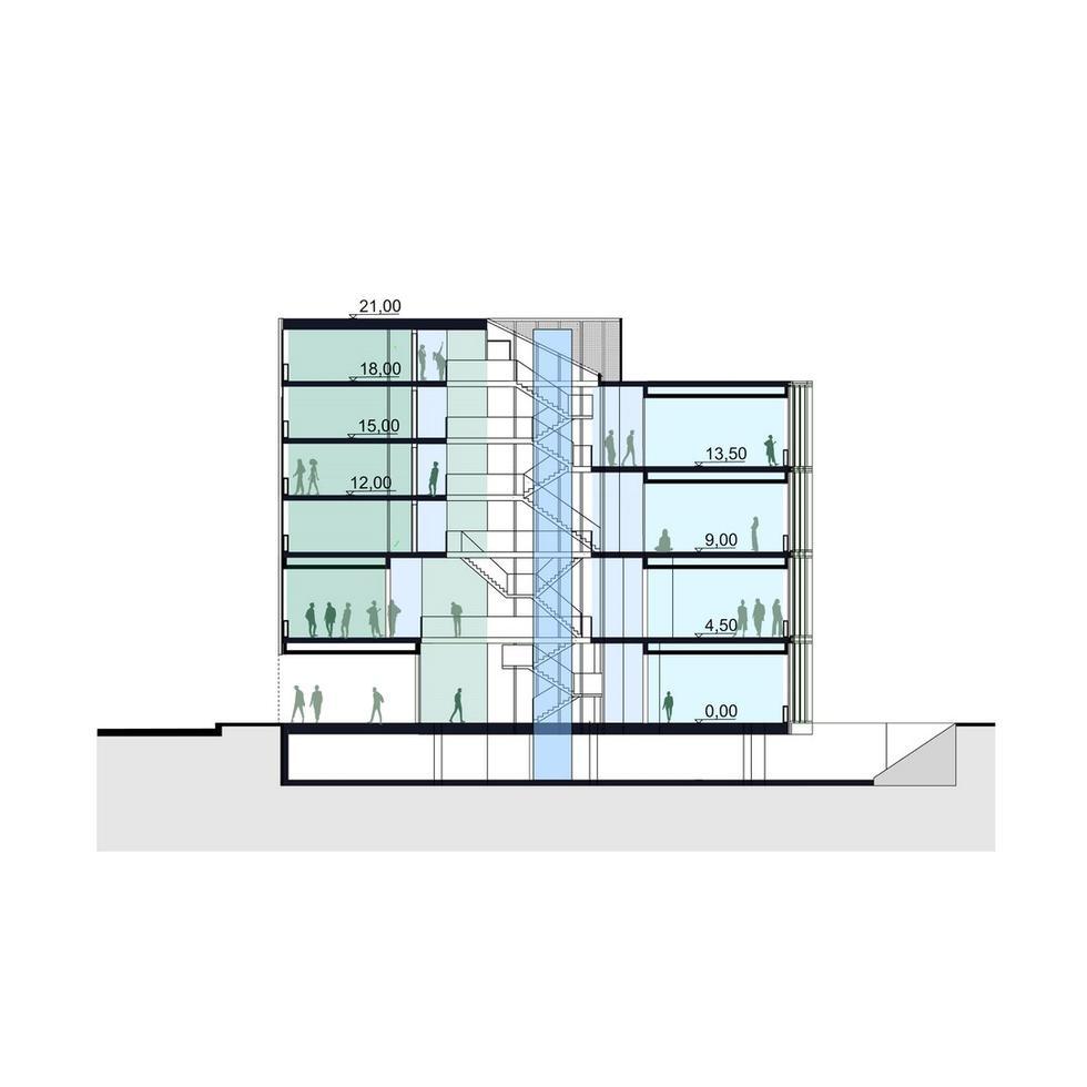 Nowy budynek Uniwersytetu Humanistyczno-Przyrodniczego w Częstochowie: wyniki konkursu