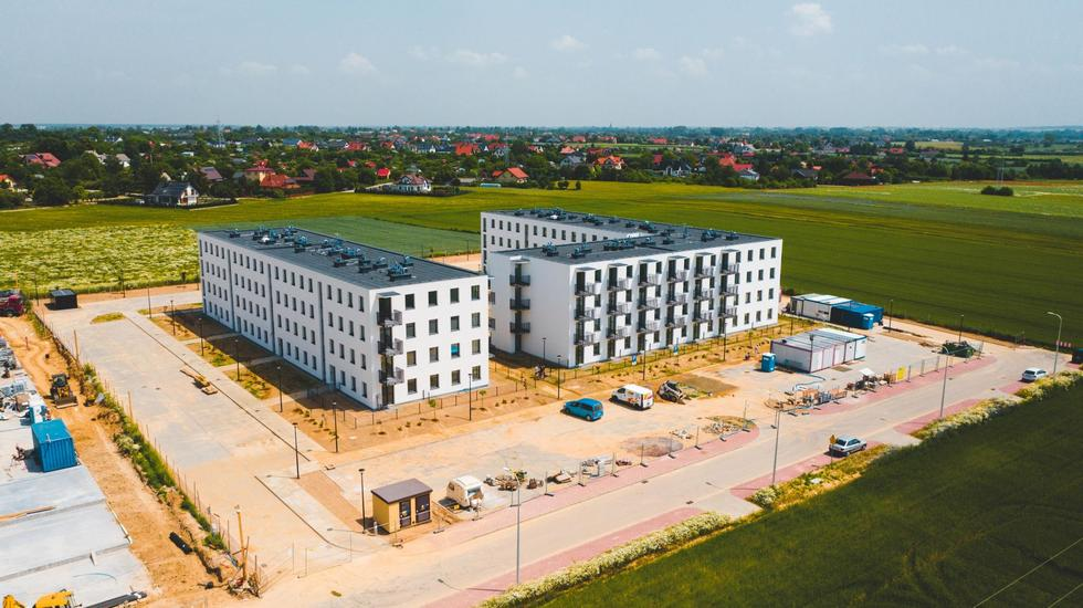 Mieszkanie Plus Lublin: nowe osiedle projektu Stelmach i Partnerzy