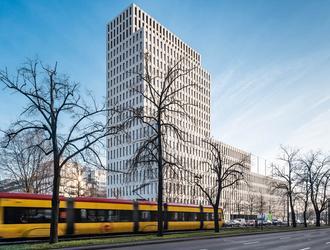 Siedziba Transportowego Dozoru Techniczneg w Warszawie