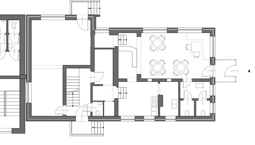Restauracja Paprotna w Rybniku: śląski minimalizm według pracowni MOJO