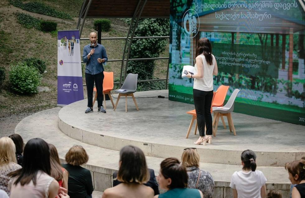 Miasto dla ludzi: polscy eksperci w Gruzji