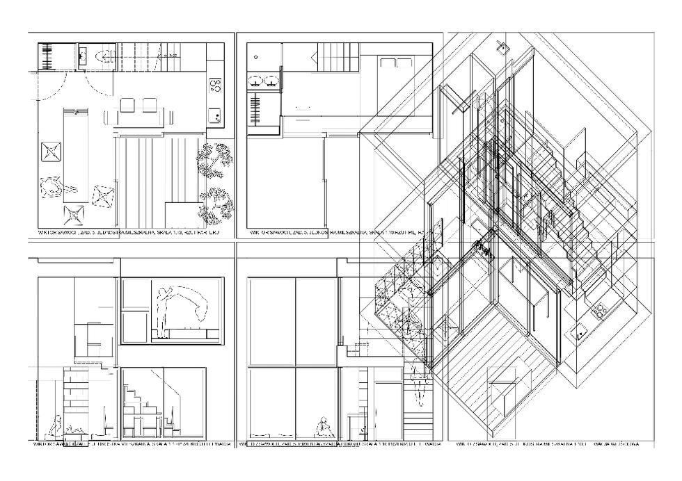 Projektowanie elementarne na Wydziale Architektury Politechniki Wrocławskiej