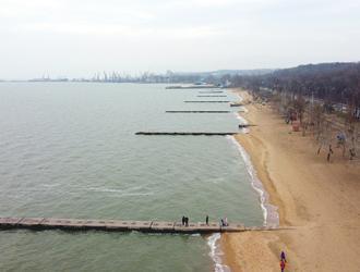 Międzynarodowy konkurs na zagospodarowanie nabrzeży w Mariupolu na Ukrainie