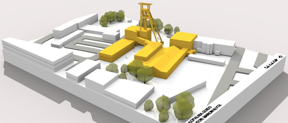 Innowacyjne metody analizy miasta- Modele struktury miasta Zabrze