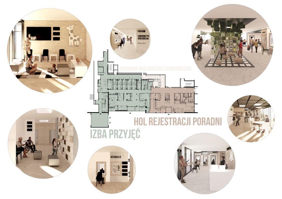 Kuryłowicz & Associates projektuje pro bono dla Centrum Zdrowia Dziecka